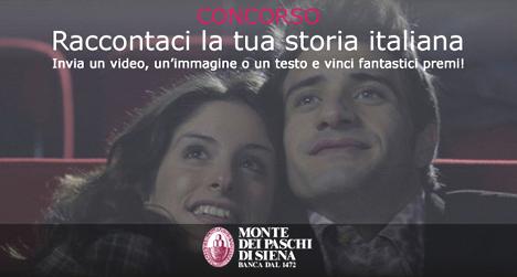 Una Storia italiana - Spot della Banca Monte dei Paschi di Siena